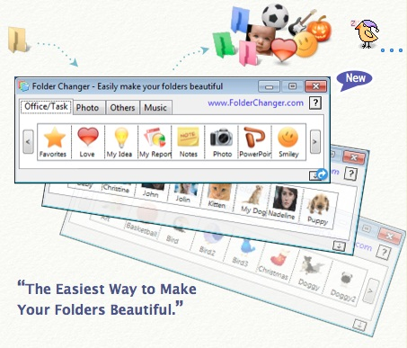 The Easiest Way to Make Your Folder Beautiful